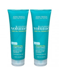 John Frieda Luxurious Volume Touchably Full Conditioner - 8.45 oz - 2 pk