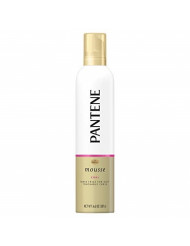 Pantene Styling Mousse Curl Defining Maximum Hold 6.6 oz(4 Pack) - Packaging May Vary