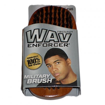 Wav Enforcer Military Brush Single