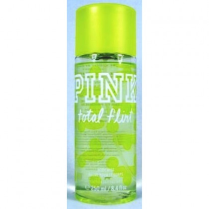 Victoria's Secret Pink Total Flirt Body Mist 8.4 Oz