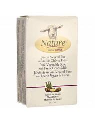 Nature By Canus Nature Shea Butter Bar Soap, 5 Ounce