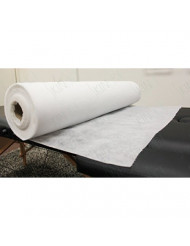 """Skin Act Jumbo Size Nonwoven Disposable Bedsheet (31"""" Wide X 354 Feet Long) Perforated Massage Table Sheet, Facial, Wax Chair Cover Sheet"""