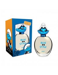 The Smurfs Blue Style Brainy by First American Brands for Kids - 3.4 oz EDT Spray