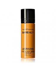 bareMinerals Pure Brightening Serum SPF 20 All Skin Types Bare Honey 15 Foundation for Women, 1 Ounce