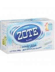 Zote Laundry Soap Flakes, 17.63 OZ (Pack of 16)