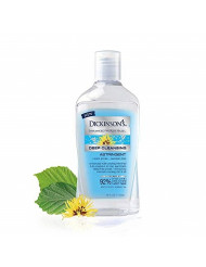Dickinson's Enhanced Witch Hazel Deep Cleansing Astringent, Menthol and Eucalyptus, 92 % Natural Formula, 16 Fl. Oz.