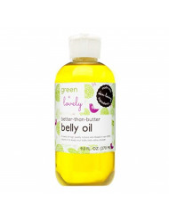 Better than Butter Belly Oil(Lavender) | Pregnancy Stretch Mark Prevention | 9 fl oz. Lasts for up to 6 Months | Natural Oil and Vitamin E Enriched for Amazing Skin Pre/Post Pregnancy