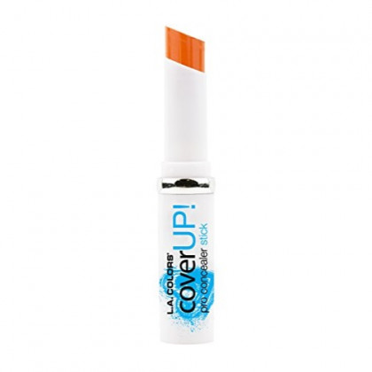 L.A. Colors Pro Concealer Stick 615 Pure Orange .11oz
