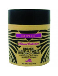 Isoplus Natural Collection Dreads/Lock Mold Cream 6 oz.