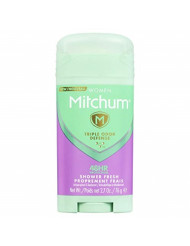 Mitchum for Women Clear Gel Antiperspirant & Deodorant-Powder Fresh-3.4 oz