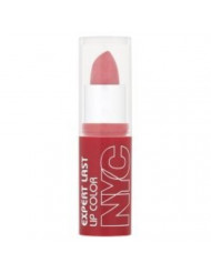 NYC Expert Last Lipcolor Lipstick - Red Flame (Pack of 2)