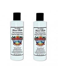 Maui Babe Hand and Body Lotion Set of 2
