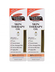 Palmer's Formula Skin Therapy Oil with Vitamin E, 5.1 Fluid Ounce (Pack of 2)