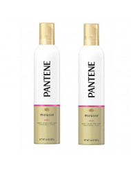 Pantene Mousse Curl Defining Max Hold 6.6oz (2 Pack)