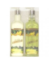 Bath and Body Works Sparkling Limoncello Hand Soap and Hand Lotion with Nourishing Olive Oil 15.5 oz each - (Twin Pack)