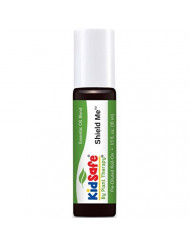 Plant Therapy KidSafe Shield Me Synergy Essential Oil Pre-Diluted Roll On 10 mL (1/3 oz) 100% Pure, Therapeutic Grade