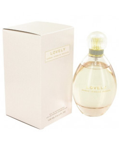Sarah Jessica Parker Lovely For Women Eau De Parfum Spray, 3.4 Ounce