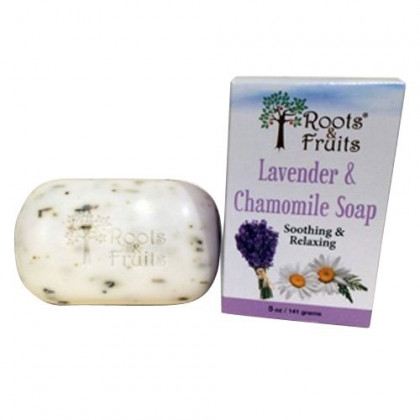 Roots and Fruits, Lavender and Chamomile, 5 Ounce