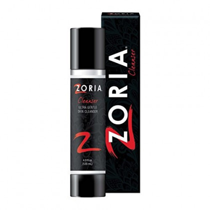 ZORIA FACIAL SKIN CLEANSER - 4 fl oz(118 ML)