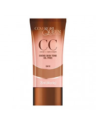 COVERGIRL Queen CC Cream Amber Glow Q610, 1 oz (packaging may vary)
