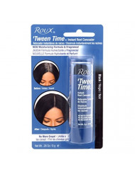 ROUX Tween Time Instant Haircolor Touch-Up Stick Black 1/3 oz/10g (6 Pack)