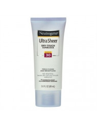 Neutrogena Ultra Sheer Dry-touch Sunscreen, SPF 30, 3 Ounces (Pack of 6)