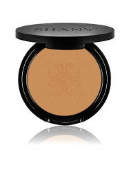 SHANY Two Way Foundation, Oil - Free, Talc Free, Wet/Dry - MEDIUM BEIGE