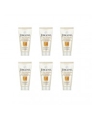 Jergens Ultra Healing Extra Dry Skin Moisturizer | 1 Ounce Travel Size | (Pack of 6)