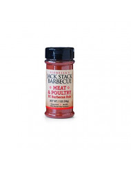 Fiorellas Jack Stack BBQ, BBQ Rub Meat Poultry, 7 Ounce
