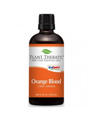 Plant Therapy Orange Blood Essential Oil 100 mL (3.3oz) 100% Pure, Undiluted, Therapeutic Grade