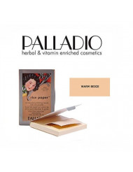 2 Pack Palladio Beauty Rice Paper RPA8 Warm Beige