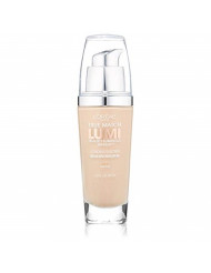 L'Oreal True Match Lumi Healthy Luminous Makeup, Soft Ivory/Classic Ivory [N1-2], 1 oz (Pack of 2)