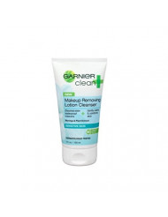 Garnier Clean+ Makeup Removing Lotion Cleanser Sensitive Skin, 5 Fluid Ounces (Packaging May Vary)