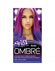 Splat Rebellious Colors Hair Coloring Complete Kit Rain Ombre