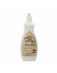 Palmer's Shea Formula Raw Shea Body Lotion, Pump 13.50 oz (Pack of 2)