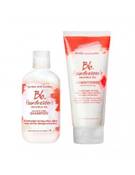 Bumble and Bumble Hairdresser's Invisible Oil Sulfate Free Shampoo 8.5 oz & Conditioner 6.7 oz