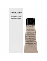 Grown Alchemist Deep Cleansing Facial Masque - Wheatgerm, Ginkgo & Cranberry - Clay Face Mask Made with Organic Ingredients (75ml / 2.53oz)
