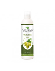 Plant Therapy Olive Lotion 8 oz for Aromatherapy, All Natural, Made with 100% Pure Essential Oils