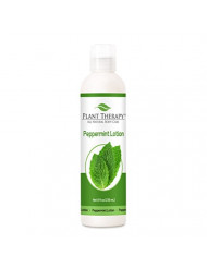 Plant Therapy Peppermint Lotion 8 oz, Made with 100% Pure Essential Oils