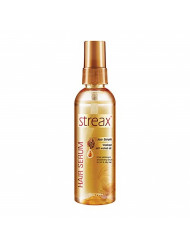 Streax Hair Serum Enriched with Walnut Oil Gives Frizz-free Satin Smooth Hair 100ml (3.5 Oz)