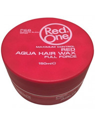 RedOne Aqua Hair Wax, Red