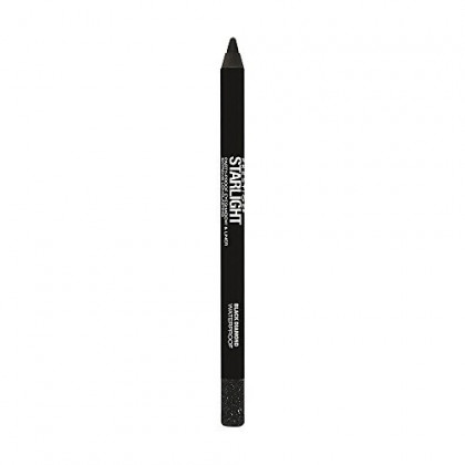 Prestige Starlight Party-Proof Eyeshadow & Liner GGP-01 Black Diamond
