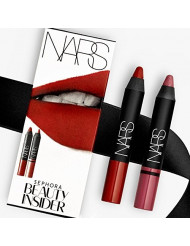 Sephora NARS VIB: NARS Velvet Matte Lip Pencil in Cruella and NARS Satin Lip Pencil in Rikugien