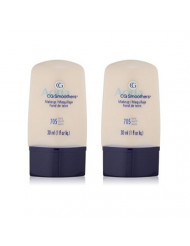 CoverGirl Smoothers Liquid Foundation, Ivory 705 - Pack of 2