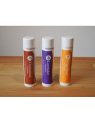 Young Living Lip Balm Trio (Lavender, Grapefruit, Cinnamon) by Young Living Essential Oils