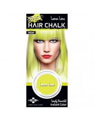 Splat Hair Chalk (Lemon Lime)