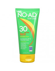 NO-AD Oil-Free Face Lotion SPF 30 6 oz (Pack of 2)