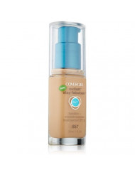 CoverGirl Outlast Stay Fabulous 3-in-1 Foundation, Golden Tan [857] 1 oz (Pack of 2)