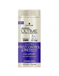 Schwarzkopf Styliste Ultime Satin Frizz Control Wax Powder, 0.72 Ounce