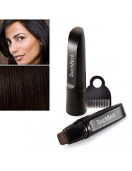 TouchBack PRO Gray Root Touch Up Marker Applicator - Real Hair Color Dark Brown